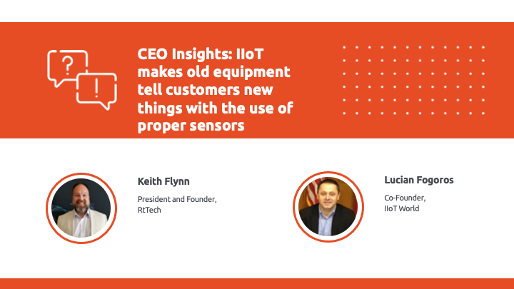 CxO Series with Keith Flynn