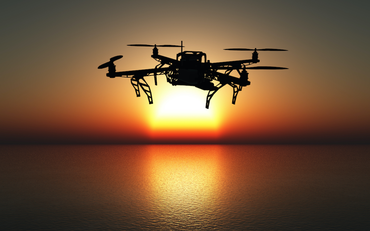 drones that are changing the world