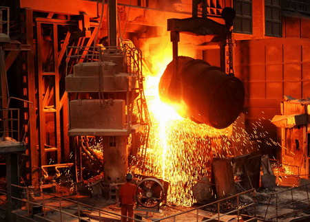 Steel mill color