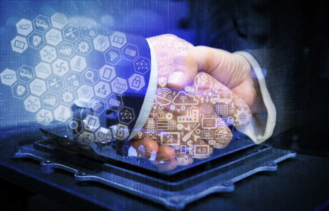 selliong IIoT as a service