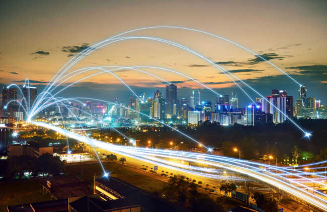 smart cities - logistics