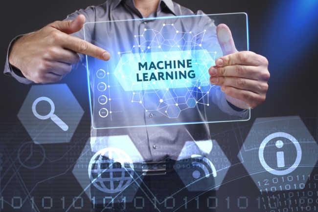 machine learning for operational data
