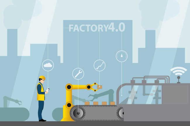 IIoT Platforms/ factory 4.0
