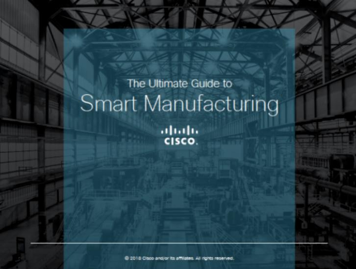 cisco manufacturing report