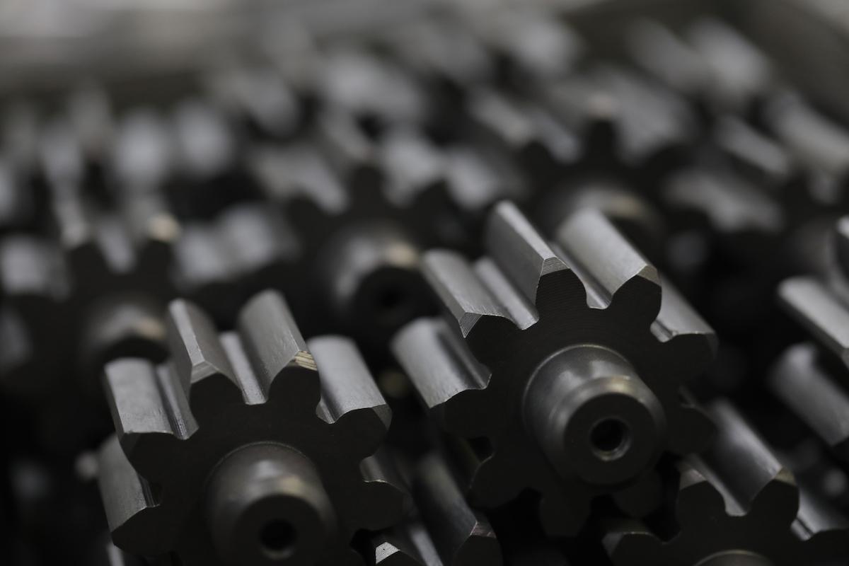 Engineer gearing wheels