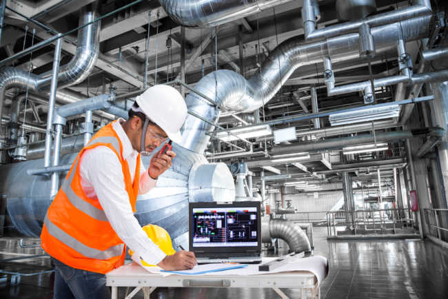 Digital transformation in the factory of the future