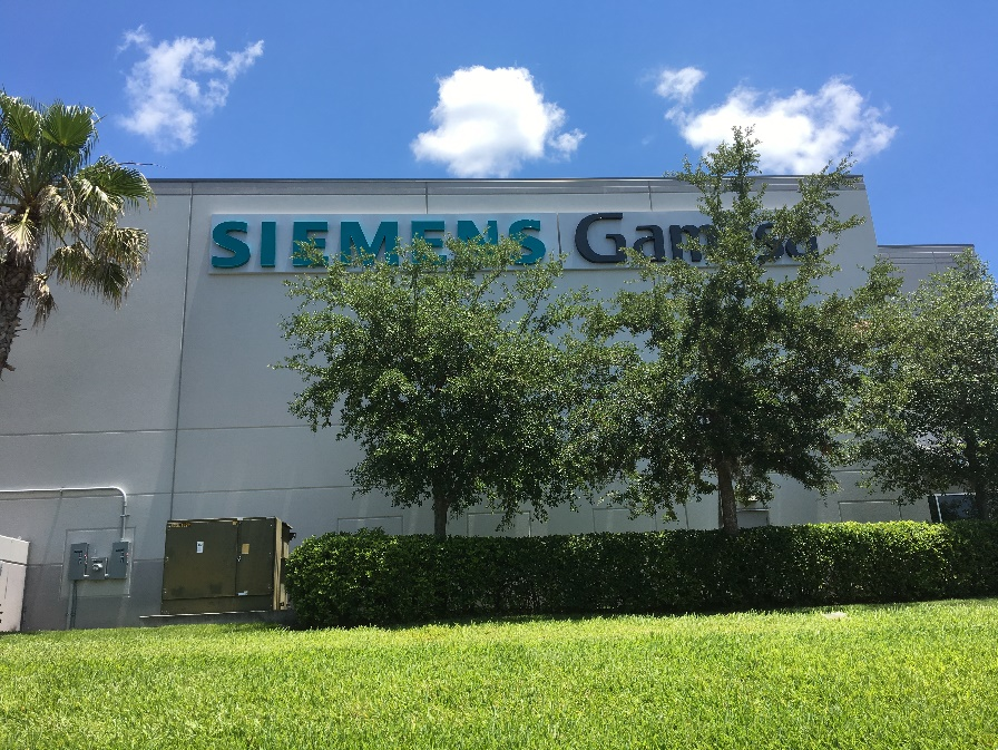 Siemens Gamesa Center