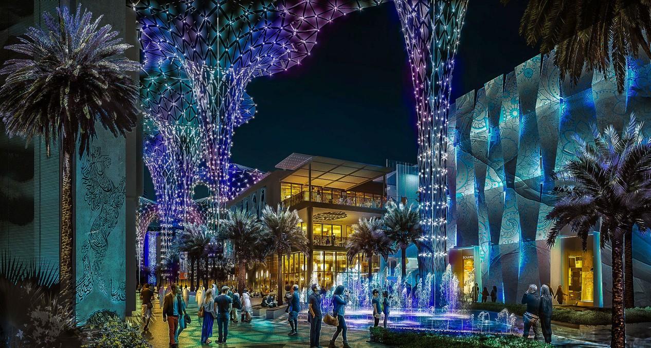 expo 2020 site in dubai