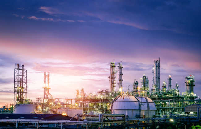 oil and gas and iiot