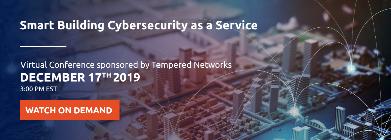 Smart Building Cybersecurity