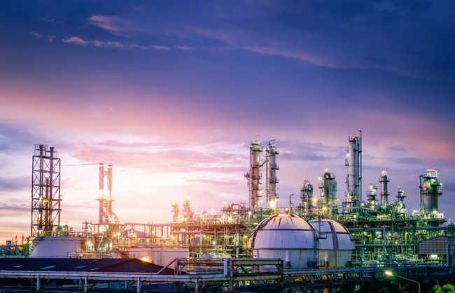 iiot for oil and gas industry