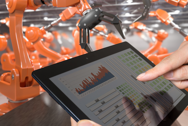 IIoT services for manufacturers