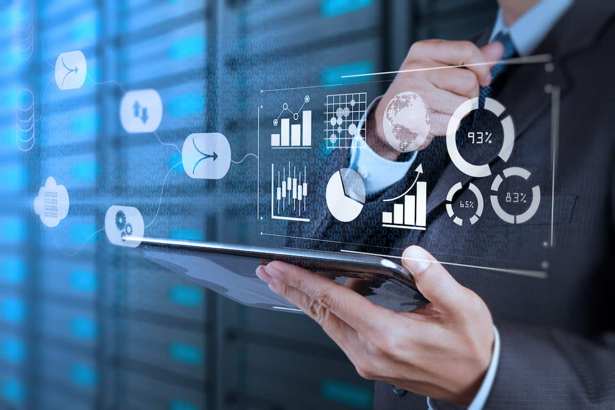 industrial analytics in manufacturing