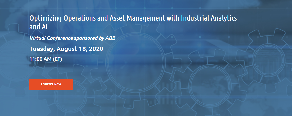 Optimizing Operations and Asset Management with Industrial Analytics and AI