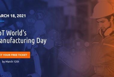 IIoT World's Manufacturing Day