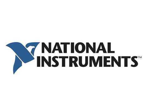 National Instruments Logo - White bg