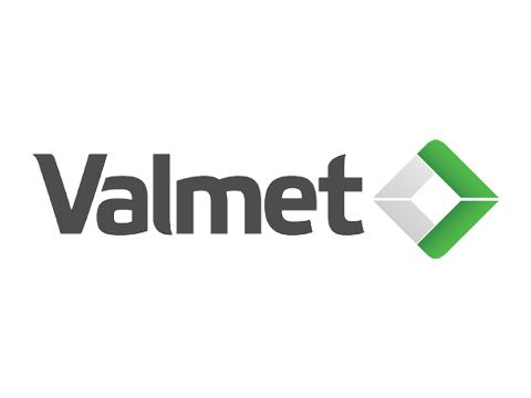Valmet Logo white bg
