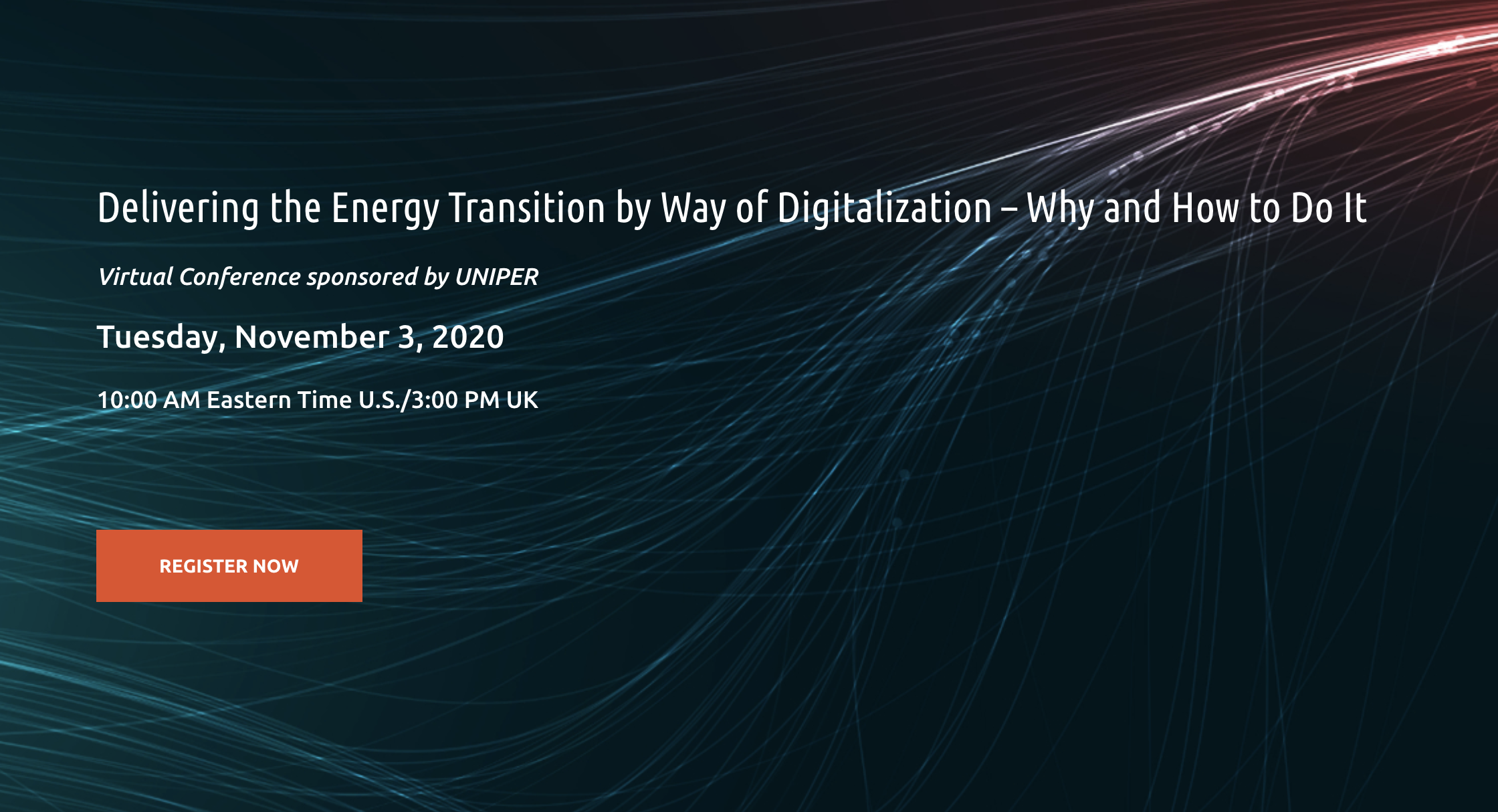 Delivering the Energy Transition by Way of Digitalization – Why and How to Do It