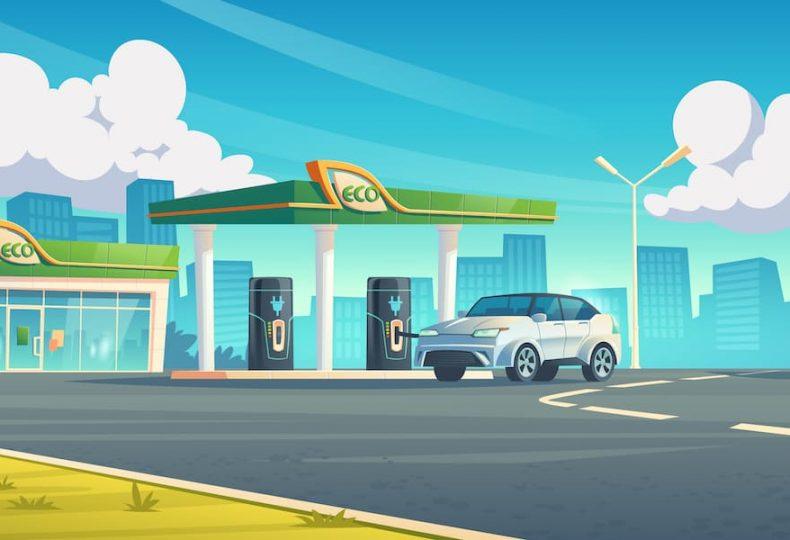 electric cars at CES 2021