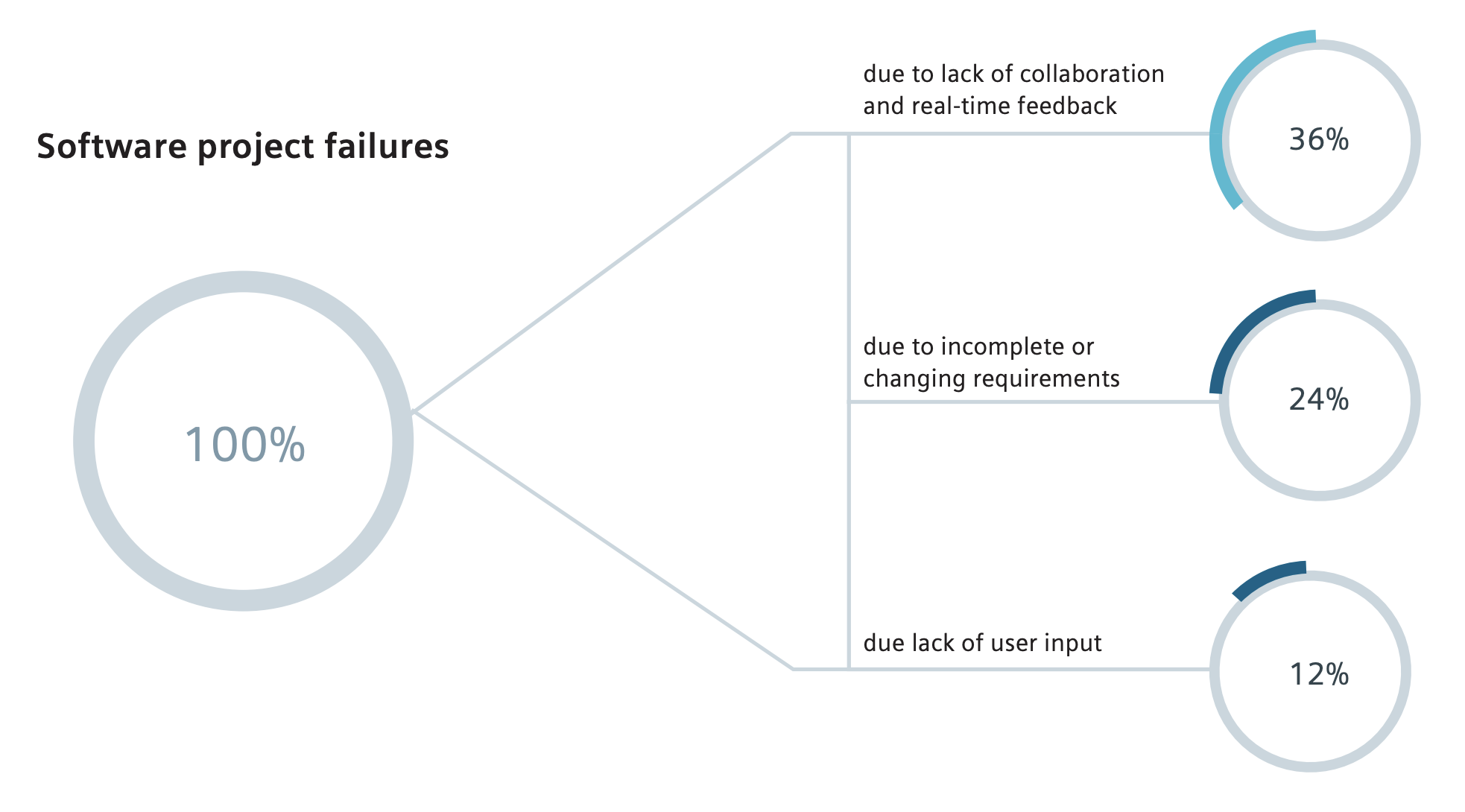 Software project failures