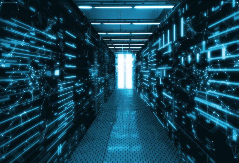 data center room-data science