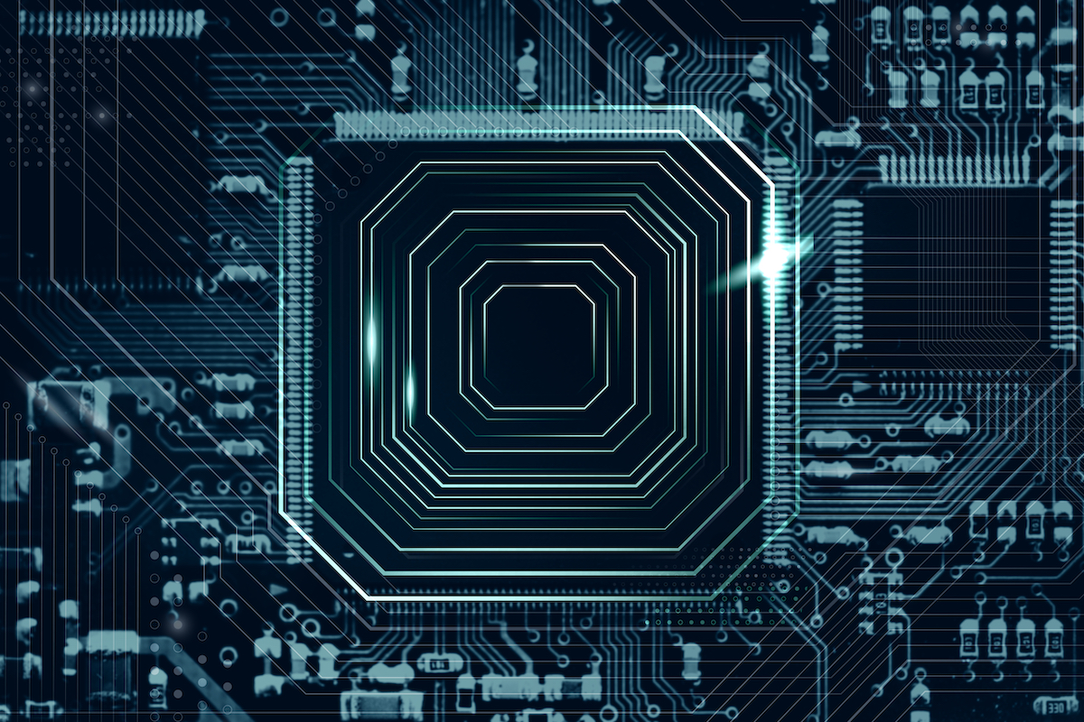 Microchip cybersecurity target